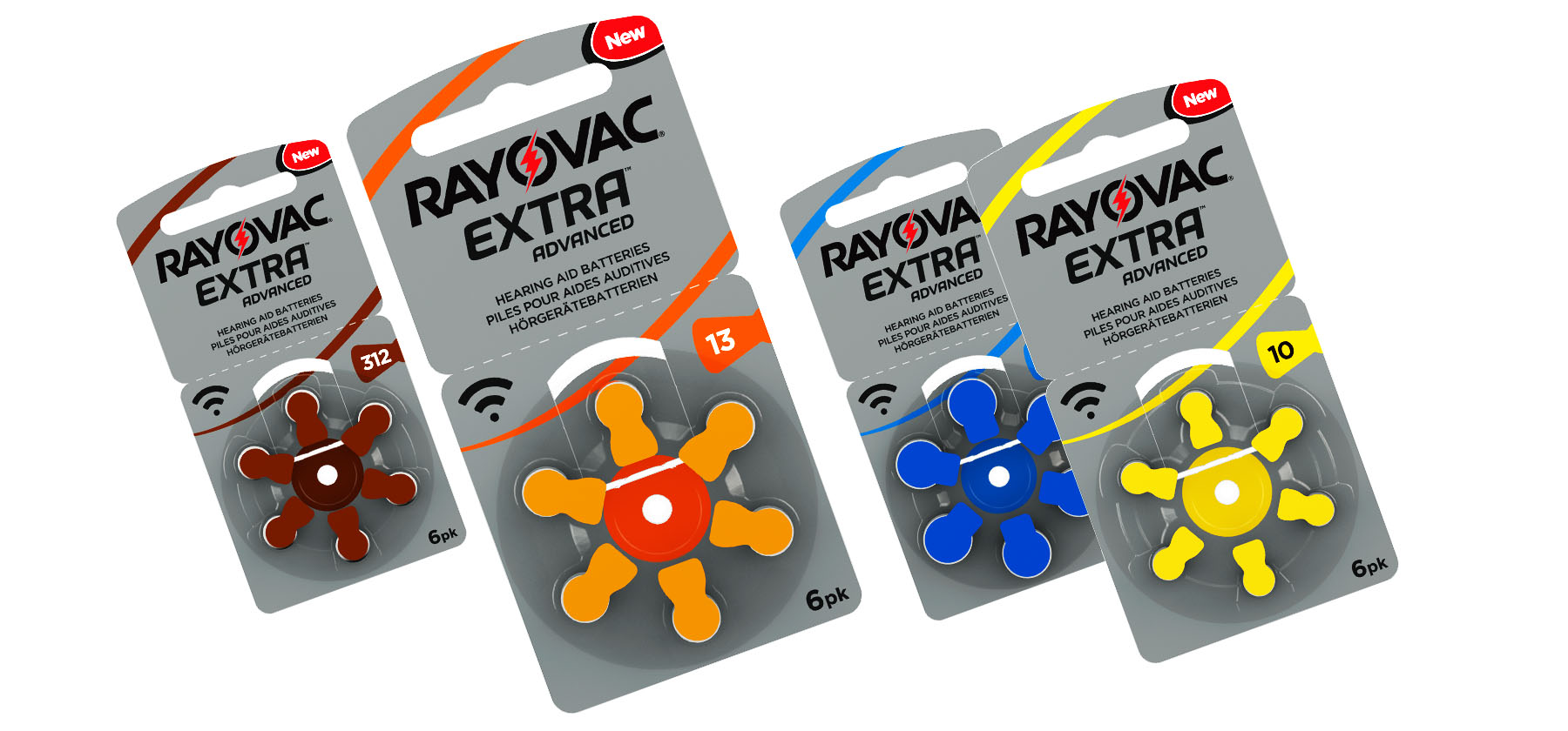Rayovac EXTRA Advanced